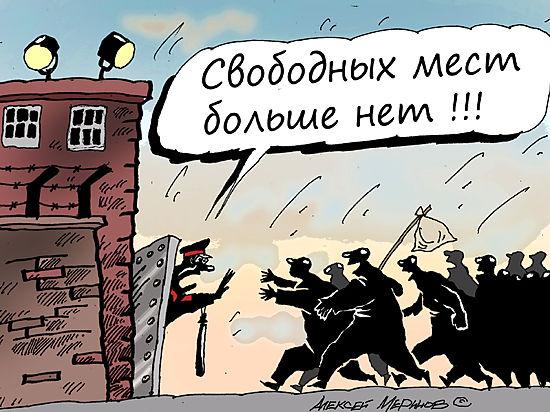 В московских СИЗО выстроились дикие очереди из адвокатов