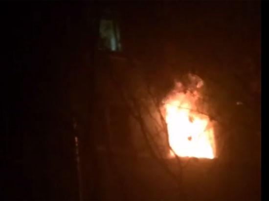Установлена причина пожара в общежитии МАИ - курение в постели