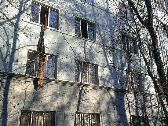 Горевшее общежитие МАИ студенты прозвали моргом