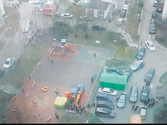 Разминирование Бутово: