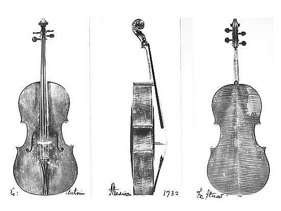 Данные о продаже виолончели Ролдугина пропали с сайта аукционного дома