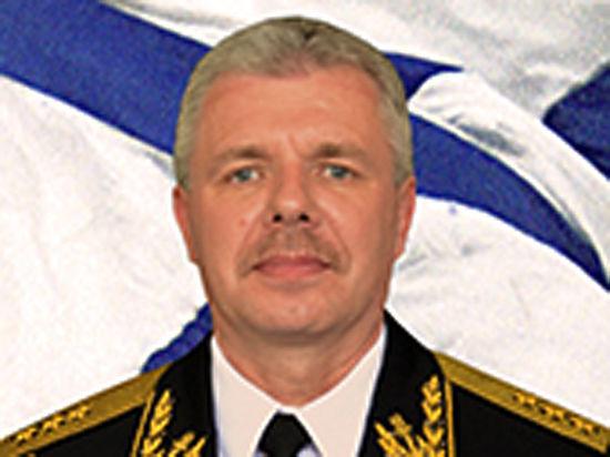 В ЧФ РФ прокомментировали вызов на допрос главнокомандующего флотом