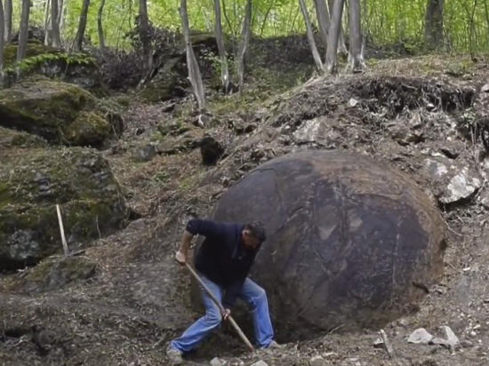 В Боснии нашли чудо-шар