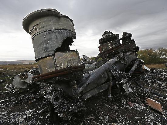 Украина и ЦРУ: названа новая версия катастрофы малайзийского Боинга