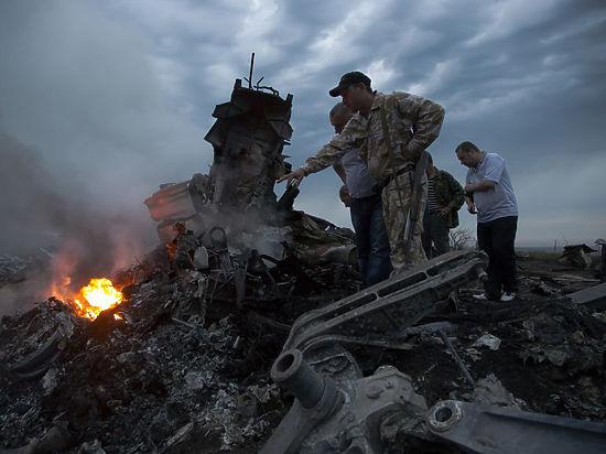 Среди версий – украинский истребитель и операция ЦРУ