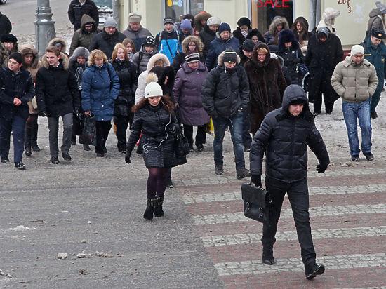 При реконструкции дорог в Москве забыли о пешеходах