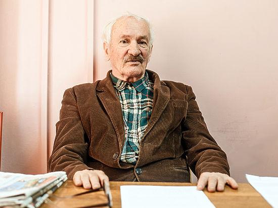 Накануне своего 80-летия автор «Нашего маленького Парижа» дал интервью  «МК» на Кубани»