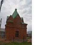 Часовню святой Матроны Московской в Заборье (Серпухов) восстановили, здесь отпразднуют Пасху 1 мая