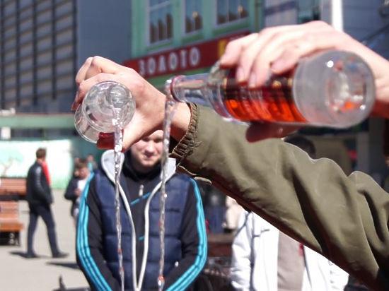 Как фальсифицированный алкоголь попадает на прилавки свердловских магазинов