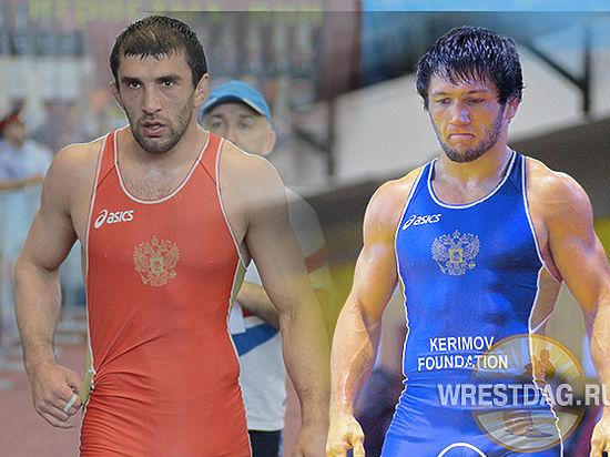 Магомед Ибрагимов и Адам Батыров едут на Олимпиаду