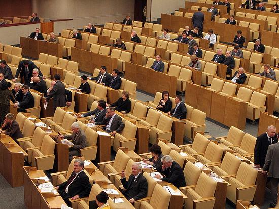 Путин подписал закон о лишении мандатов злостных прогульщиков в Думе