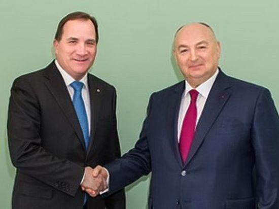 Во время встречи с премьер-министром Швеции президент ЕЕК Вячеслав Моше Кантор призвал сделать приоритетом борьбу с антисемитизмом