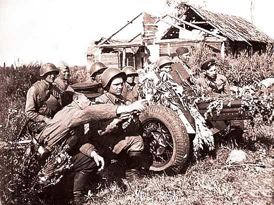 Полковник в отставке Герман Языков – о бывших фронтовиках