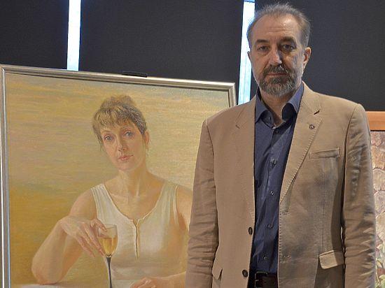 Портрет художника в зрелости увидели красноярцы