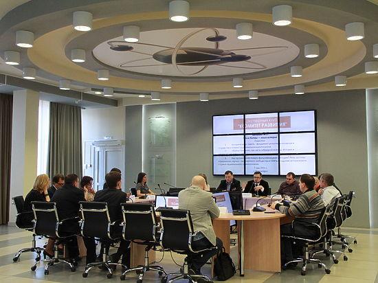 Попытки переписать историю осудили в Красноярске