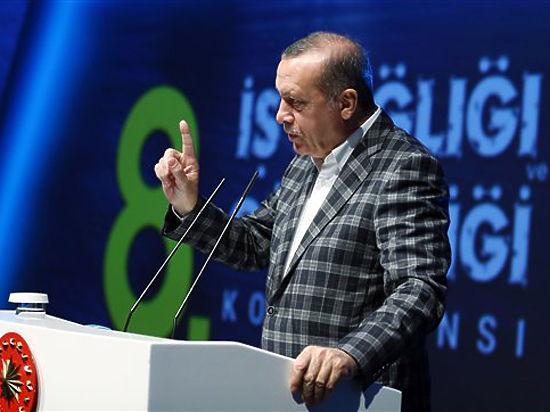 Эрдоган: НАТО превратило Черное море в