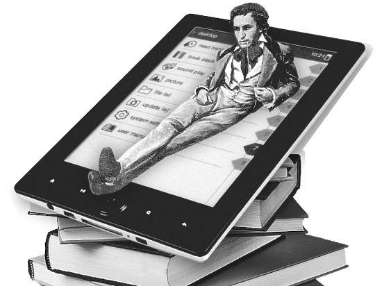Как выживают издательства под натиском цифровых носителей