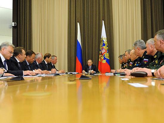 Путин назвал молодцом генерала, оторвавшего ручку УАЗ «Патриот»