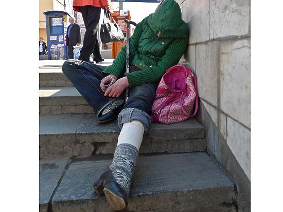 Тунеядцев в России штрафовать не станут