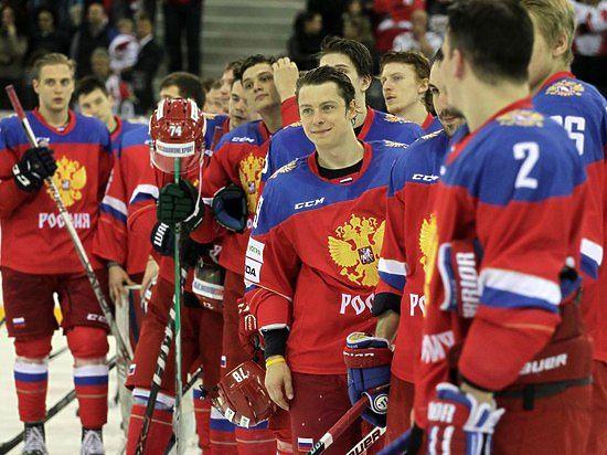 Россия победила Данию со счетом 10:1 на ЧМ-2016: онлайн-трансляция