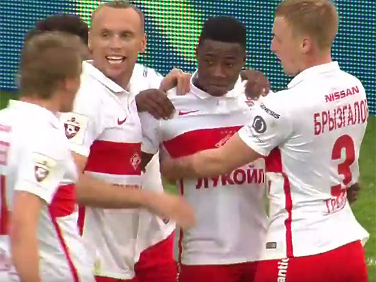 После победы в Екатеринбурге красно-белым осталось сделать один шаг до еврокубков