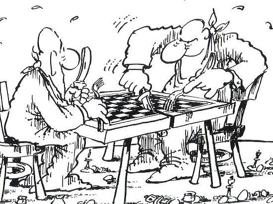 Станут ли шахматы олимпийским видом?
