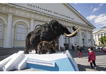 «Интермузей» с мамонтами и эскимосами