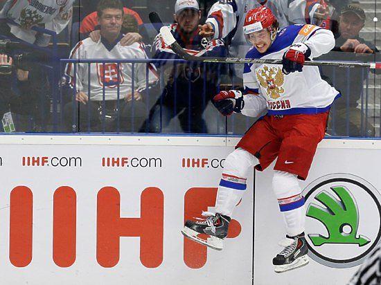 Сборная России завершила групповой этап ЧМ-2016 победой над Швецией