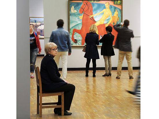 Вокруг Третьяковской галереи проплывут на ванной