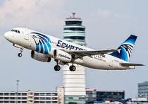 Французские эксперты подтвердили факт задымления на борту самолета EgyptAir