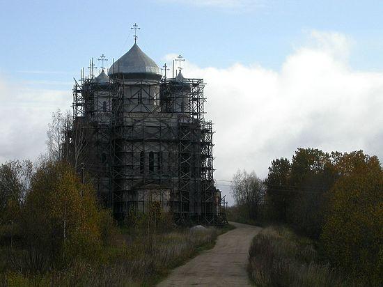 В настоящее время на собранные денежные средства проведена большая работа по реставрации храма