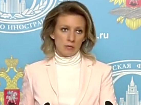 Захарова снова набросилась на Euronews: теперь из-за фейкового Twitter Лаврова