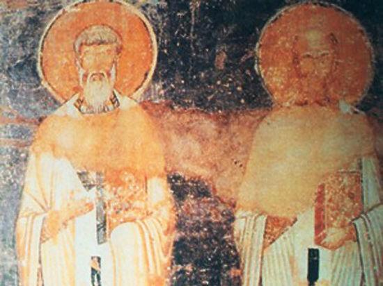 Почему Кирилла и Мефодия обвиняют в искажении славянской азбуки