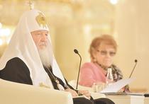 Чехова и Бунина сменил патриарх Кирилл