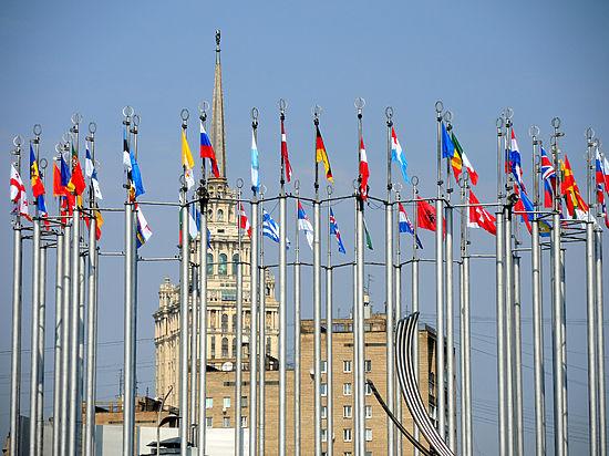 Нидерланды отнесли Россию в «список стран вокруг Европы»