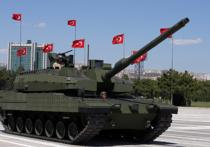 """По данным телеканала """"Аль-Маядин"""", военные Турции приблизились к городу Африн"""