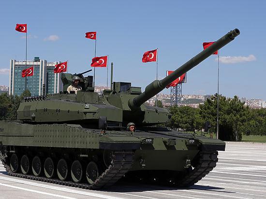 СМИ сообщили о продвижении турецкой армии вглубь территории Сирии