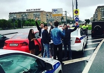 Владельца «Гелендвагена», сына топ-менеджера «Лукойла» задержали и везут в суд