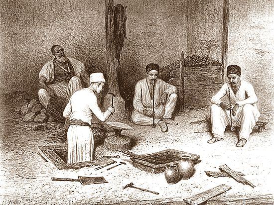 Бахчисарай в первой половине ХIX века для иностранцев был не менее интересен, чем Багдад и Дамаск