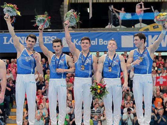 Как добывалась победа мужской команды на чемпионате Европы в Берне
