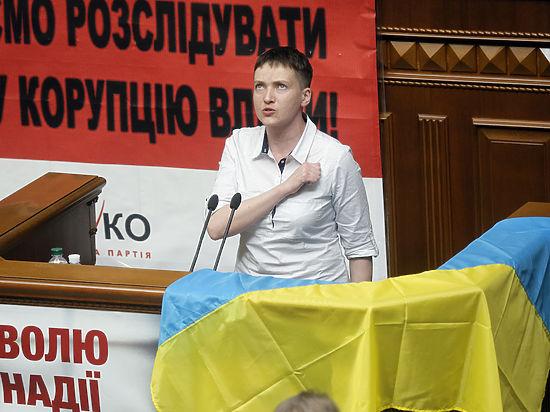 Бывшая военнослужащая потребовала, чтобы украинские депутаты начали замаливать грехи