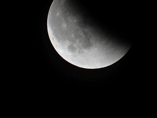 Планетологи разобрались, как именно на Луне появилась вода