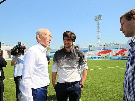 Хамитов попросил футболистов уфимского клуба в следующем сезоне «дать результат»