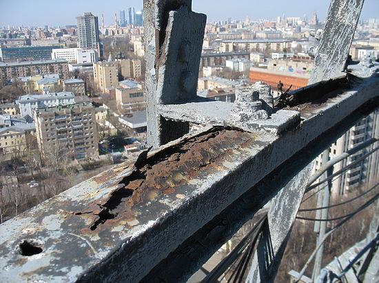 Наследники знаменитого инженера опасаются, что противоаварийные работы приведут к катастрофе