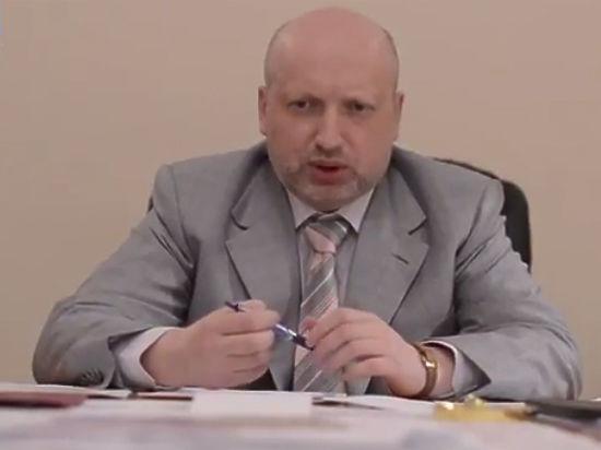 Турчинов назвал Нацгвардию Путина «вертухайской пародией»