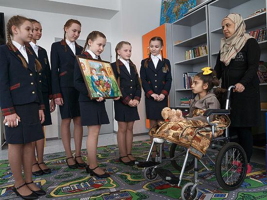 Сидре Заарур подарили игрушки, сделанные своими руками