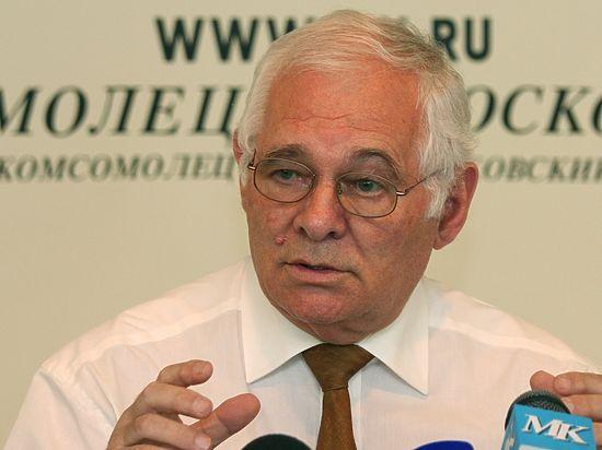 Леонид Рошаль: «Все финансовое лобби работает против здравоохранения»