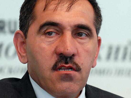 Глава Ингушетии попросил не сталкивать его с Рамзаном Кадыровым