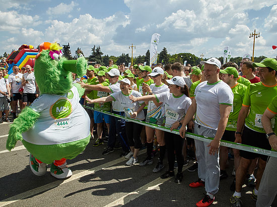 В субботу, 4 июня состоялась ежегодная акция «Зелёный марафон»
