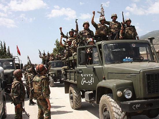 Эксперт: «Американцам хочется показательно взять Ракку»